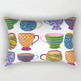Comfort In A Cup Rectangular Pillow
