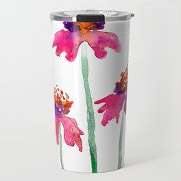 Echinacea Travel Mug