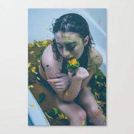 RL Teana M Oct 7, 2017 Canvas Print