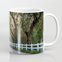 Old South Live Oaks Coffee Mug