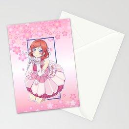 Love Live! Maki Nishikino Pink Version Stationery Cards