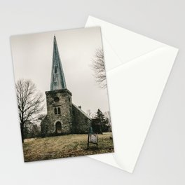Abandoned Rural Church Stationery Cards