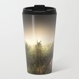 Im happily lost yet again Travel Mug