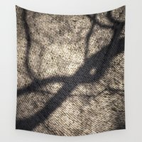 shadow Wall Tapestries featuring Shadow by Maria Heyens