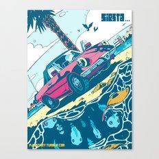 Siesta Beach 2 Canvas Print