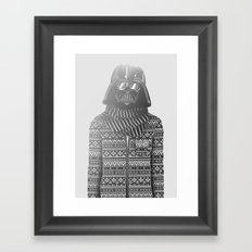 The Most Stylish Couple in Galactic 1 Framed Art Print