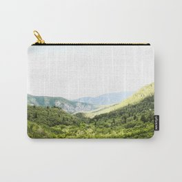 Utah Mountain Valley Carry-All Pouch