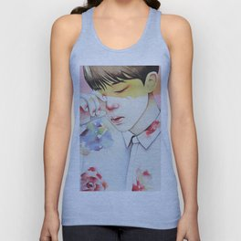 In The Mood For Love Unisex Tank Top
