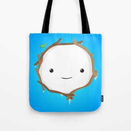 Snow Golem Tote Bag
