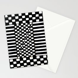 Roman Number Two Stationery Cards