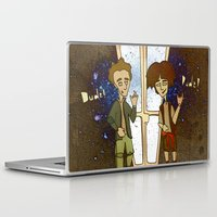 1989 Laptop & iPad Skins featuring Bill & Ted's Excellent Adventure (1989) by niles yosira