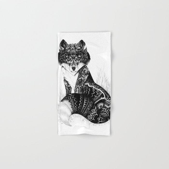 Wildlife Fox Hand & Bath Towel