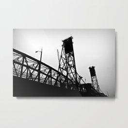 Bridge City, No. 2 Metal Print