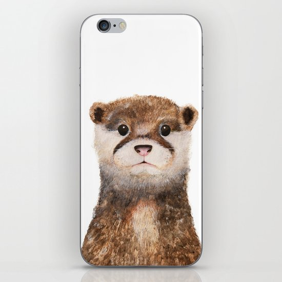 Little Otter iPhone & iPod Skin