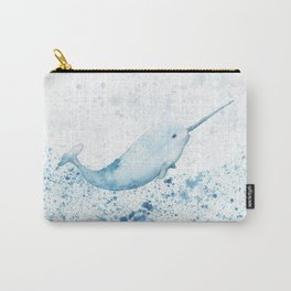 Magical Narwhal Carry-All Pouch