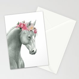 Spring Racing Stationery Cards