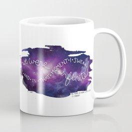 we were infinite Coffee Mug