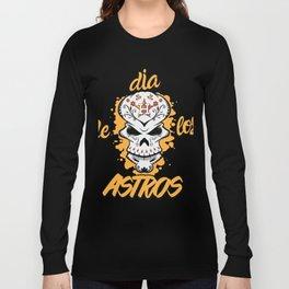 Dia de los Astros Long Sleeve T-shirt