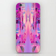 Taj Digi Collage iPhone & iPod Skin