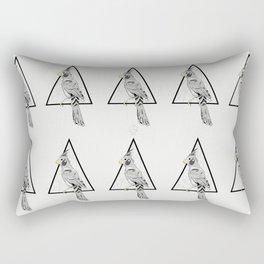 Parrots invasion Rectangular Pillow