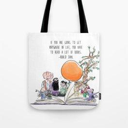 Roald Dahl Day Tote Bag