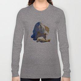 Warrior Rock Long Sleeve T-shirt