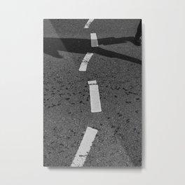 the path Metal Print