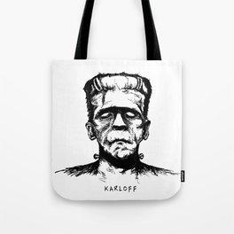 Karloff's Monster Tote Bag