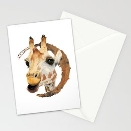 """""""Chew"""" 2 Stationery Cards"""