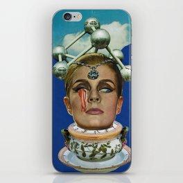 """""""Unexpected Atomium"""" iPhone Skin"""