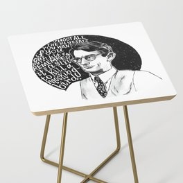 Atticus Finch Side Table