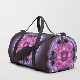 Tranquility Mandala for Life Duffle Bag