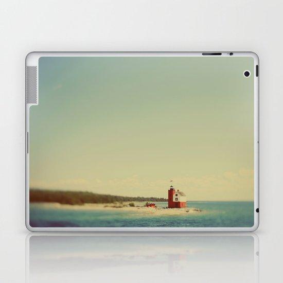 Round Island Laptop & iPad Skin