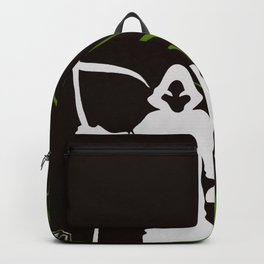 Grim Reaper Cemetary Backpack