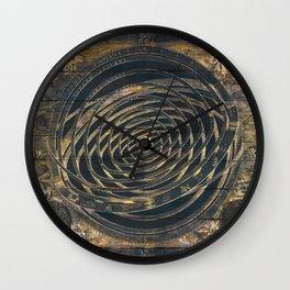 Zodiac Old World Wall Clock