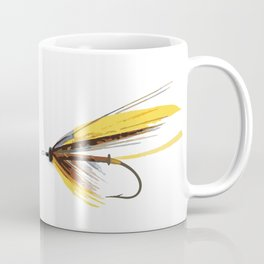 Fly Fishing Fly Coffee Mug