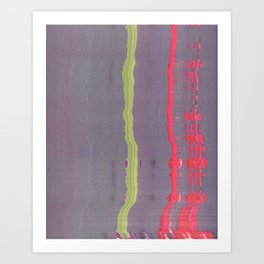 Untitled 20141003a Art Print