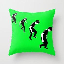Shane Walk Throw Pillow