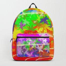 Happy outdoors rainbow fairies Backpack