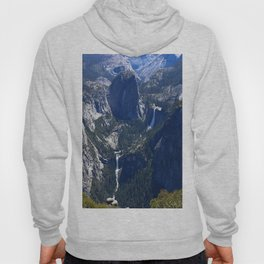 Vernal Falls And Nevada Falls Hoody