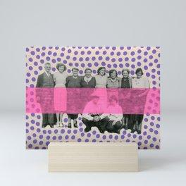 Fluo Coat Mini Art Print