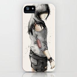 adik iPhone Case