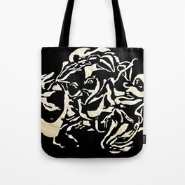 Lions Head of Gold Tote Bag