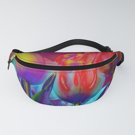 Colourful Spring Fanny Pack