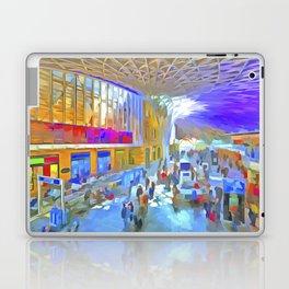 Kings Cross Station London Art Laptop & iPad Skin