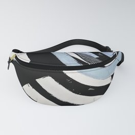 Night Owl Surfers Fanny Pack