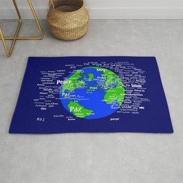 Peace on Earth Rug