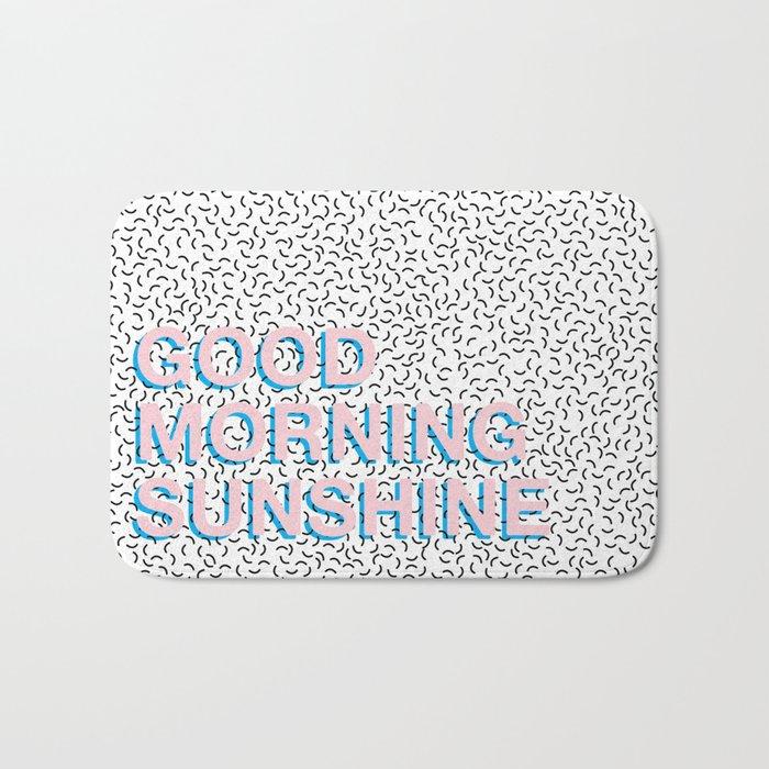 Rise and Shine Bath Mat