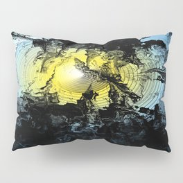 Paranoid Boundary Pillow Sham