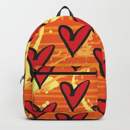 Joy 5 by Kathy Morton Stanion Backpack